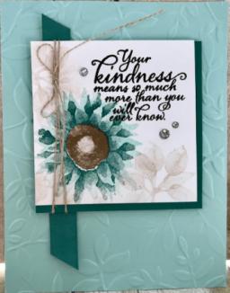 Kindness Painted Harvest