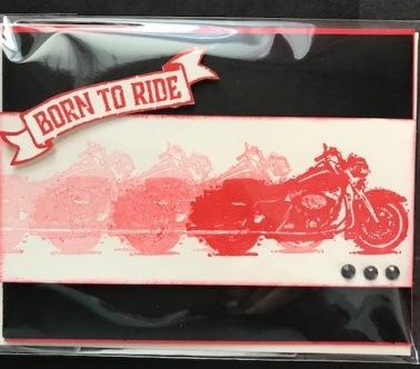poppy bike