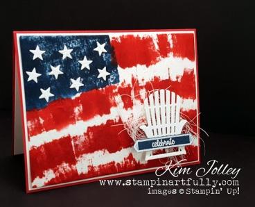 tiedye flag