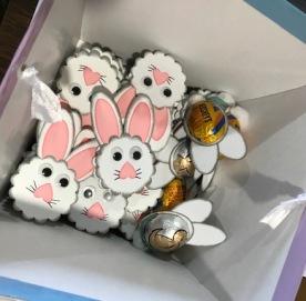 bunny buket
