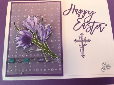 EASTER PROMISE - RESERVED CARD